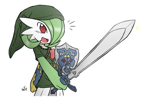 The Legend of Gardevoir