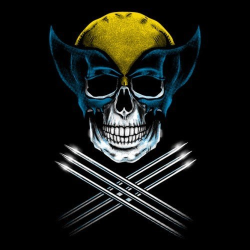 Mutant Jolly Rogers