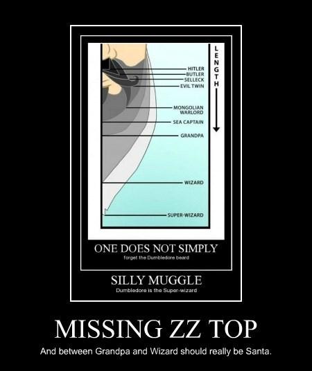 MISSING ZZ TOP