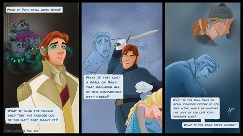 What If Hans Isn't Such a Bad Guy?