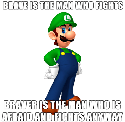 Luigi is Numbah One