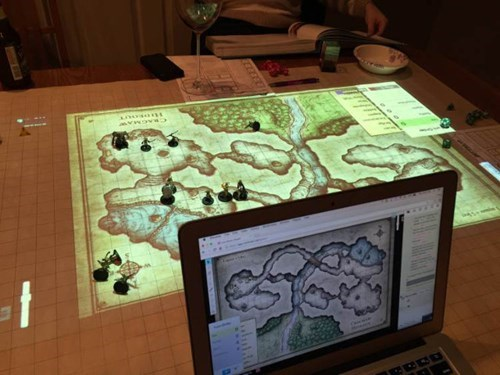 epic-win-photo-DnD-roleplaying-projector
