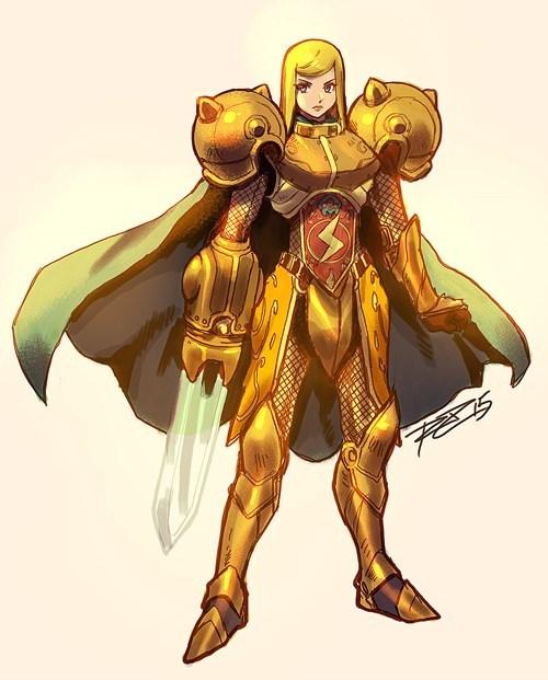 Chozo Knight