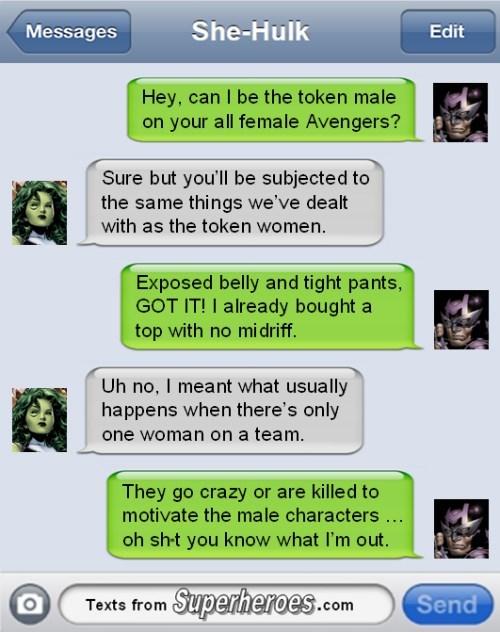 She-Hulk Broke The Glass Ceiling
