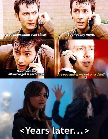 A Match Made In Gallifrey