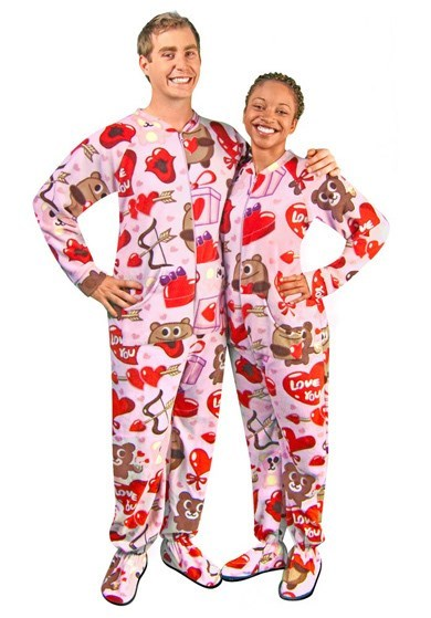 Why would you get each other these pajamas?