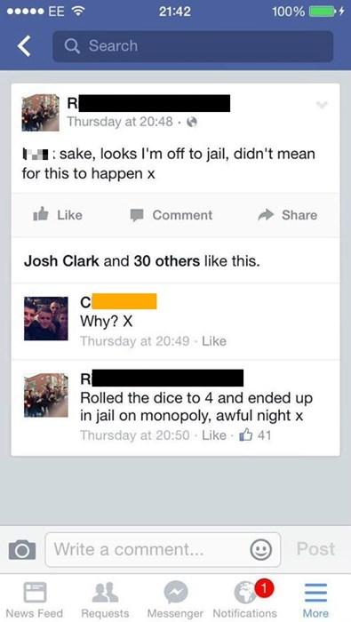 funny-facebook-fails-monopoly-arrest-fail