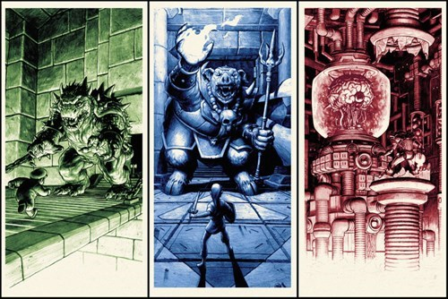 art-of-the-day-kickstarter-project-offers-epic-video-game-boss-fight-prints