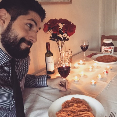 A Romantic Valentine's Dinner With Your True Love