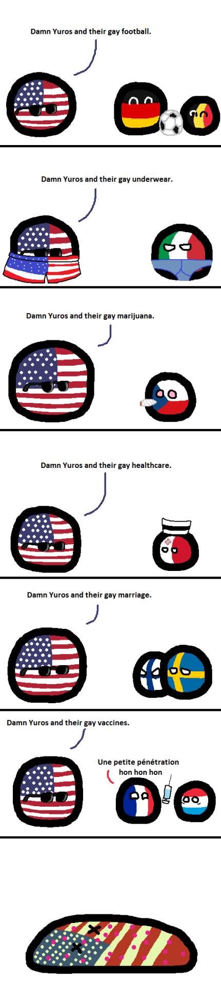 How The US Looks To Europe