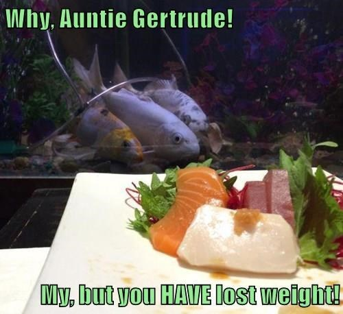 sushi,Awkward,fish