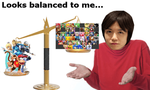 Have You Ever Balanced a Game?