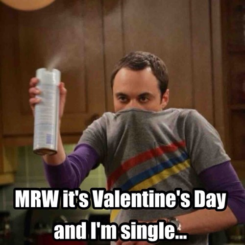 Love is in the air...