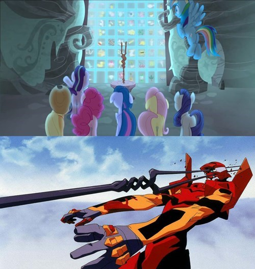 Get Ready Everypony, For Second Impact