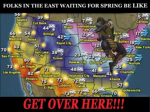 Meanwhile in the Midwest