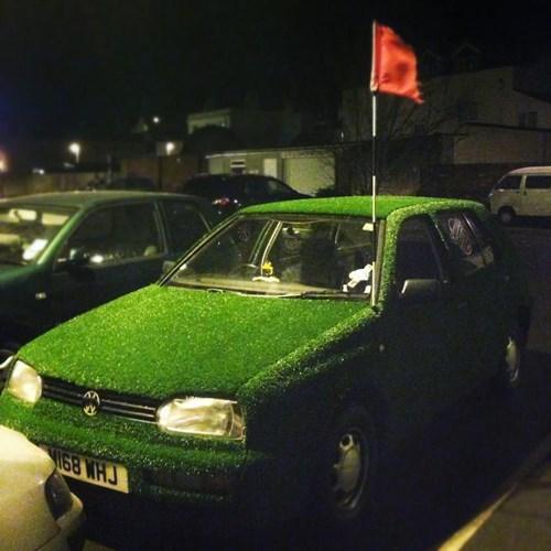 The Best Use for a VW Golf