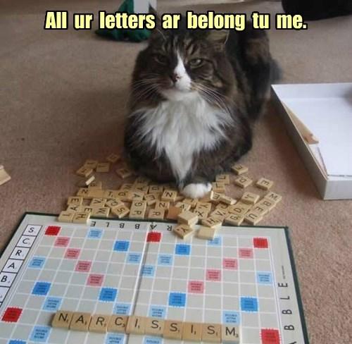 All  ur  letters  ar  belong  tu  me.
