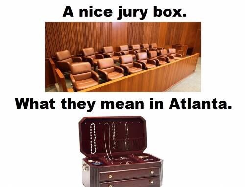 A Place to Store Ye Jury