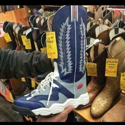 Looks Like an Atrocity, Feels Like a Sneaker/Boot