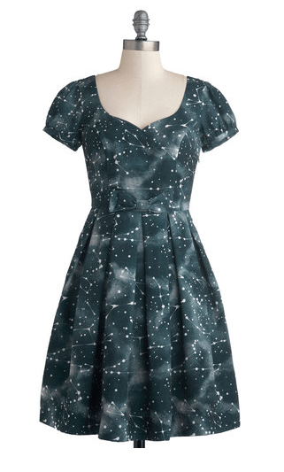 This Dress is Out of This World
