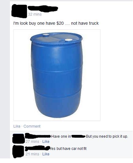 funny-facebook-fails-barrel-sale