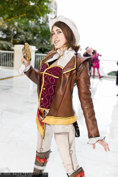 Tales From the Borderlands Fiona Cosplay