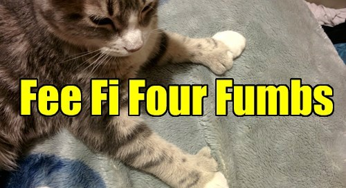 Four Fumbs