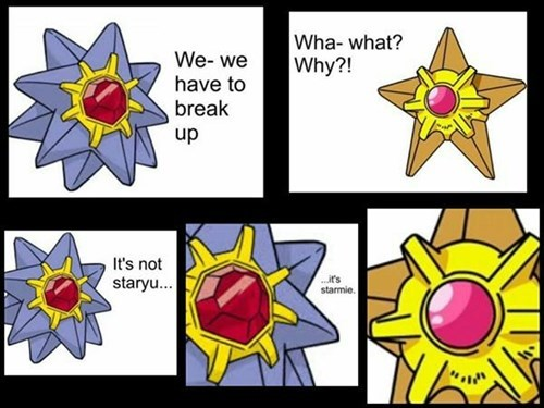 I Hope Staryu Makes a Swift Recovery