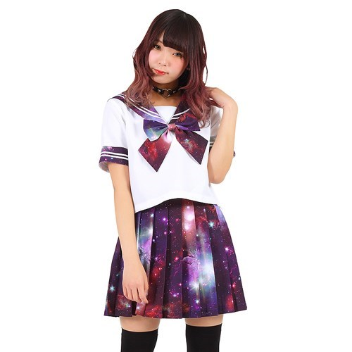 This Sailor Suit is Out of This World