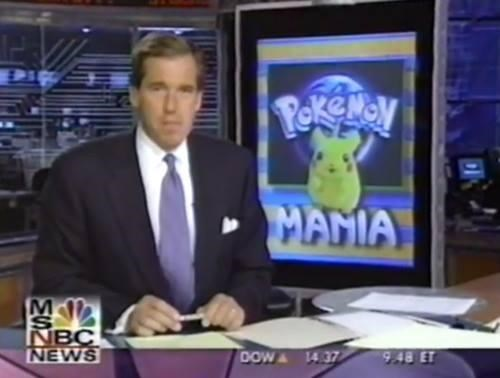 brian williams,Pokémon,Memes