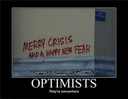 The World Loves an Optimist