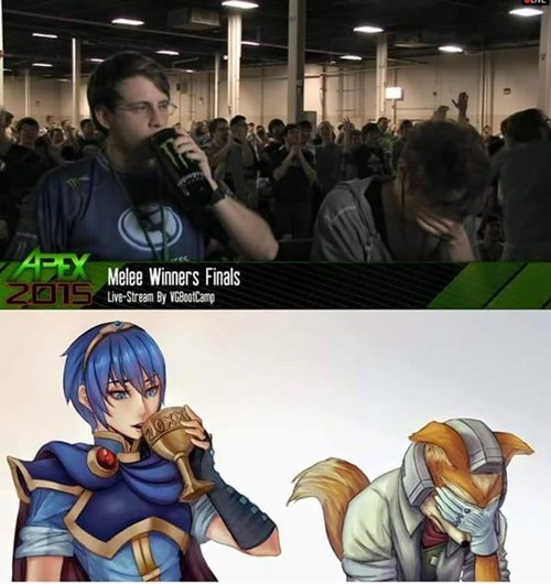 Smash Art of the Apex Winners Finals