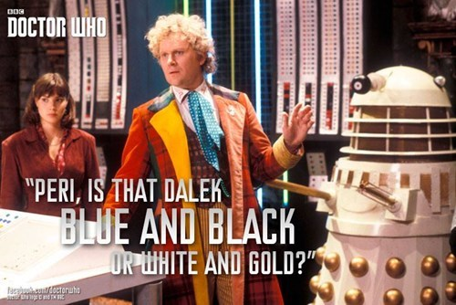 The Power of The Dress In The Hands of A Dalek