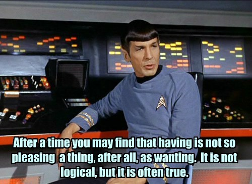 The Wisdom of Spock