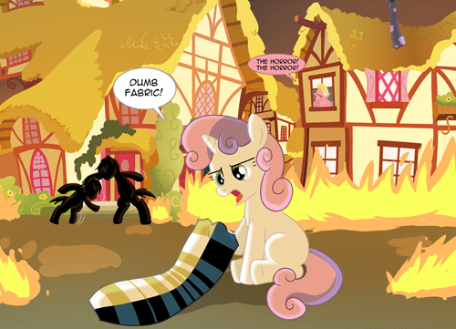 And That's How Equestria Was Destroyed