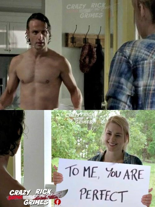 funny-walking-dead-rick-grimes-opposite-love-actually-signs