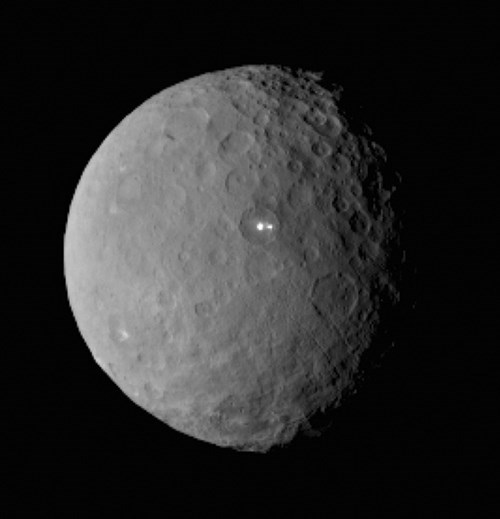 ceres has some interesting spots