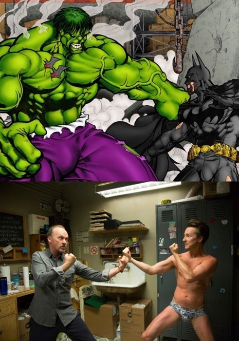 superheroes-batman-dc-marvel-the-hulk-vs-expectations-reality