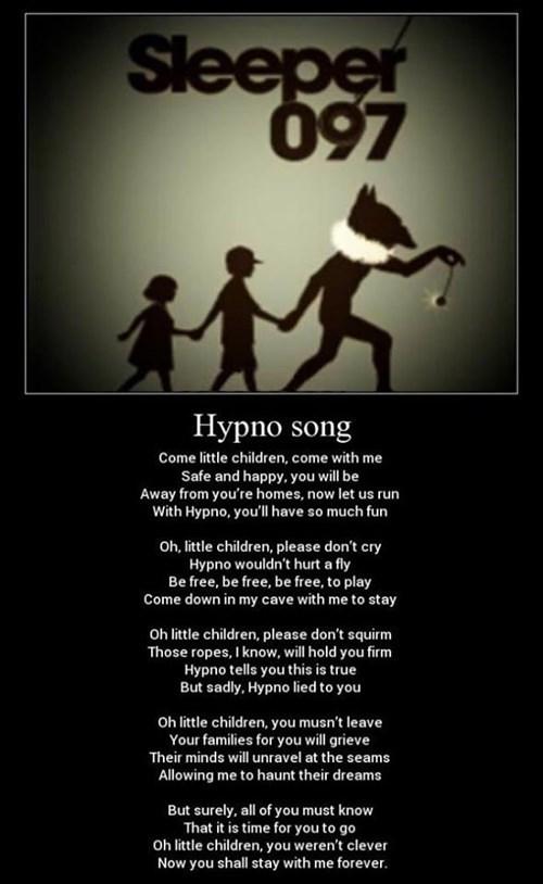 Pokémon,don't want to catch em all,creepypasta,hypno