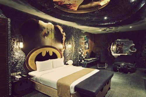 One Taiwan Hotel Has its Own Bat-Cave Up for Booking