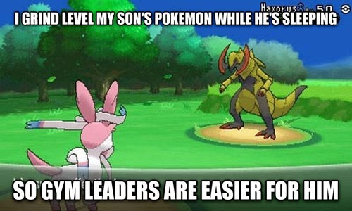 Pokémon,parenting