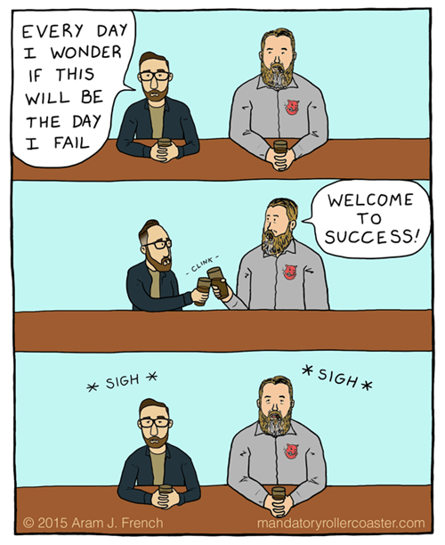 funny-web-comics-success-vs-failure