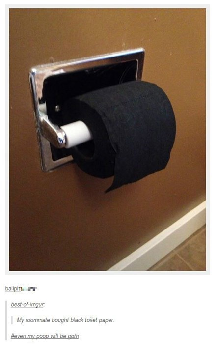 funny-tumblr-pics-goth-toilet-paper