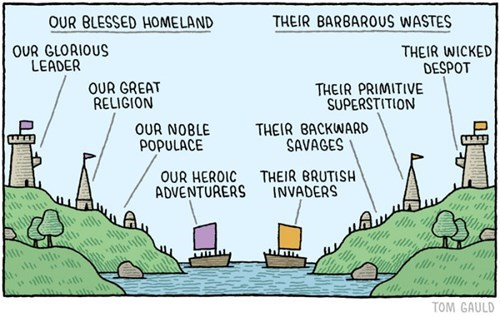 The History of Western Civilization in a Nutshell