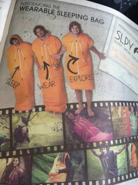 funny-fashion-fail-camping-sleeping-bag