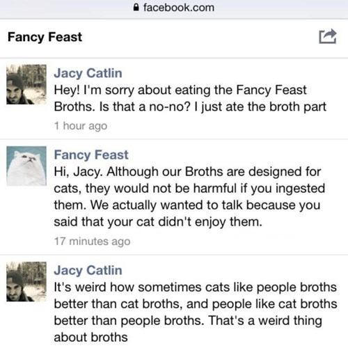 Brands and Broths on Facebook