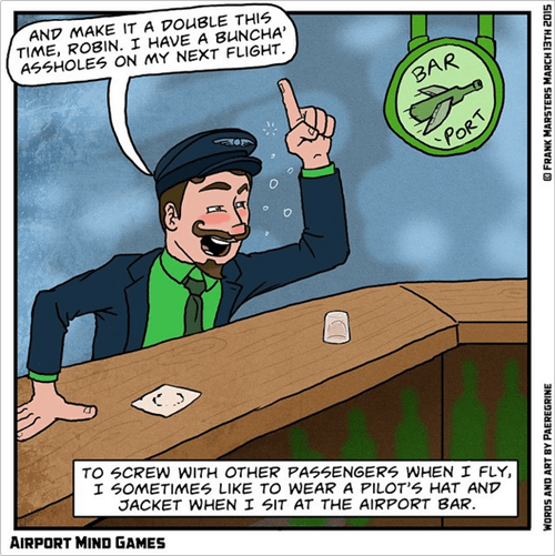 Airport Mindgames