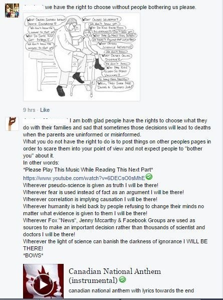 Canadian Pride Makes This Vaccination Rant Even Better