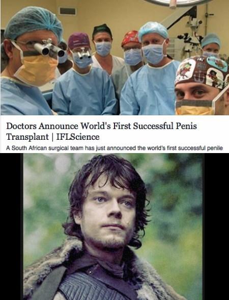 Hope for Greyjoy