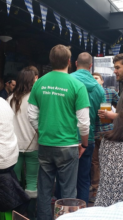 A Must Have for Drunken St. Patty's Partying